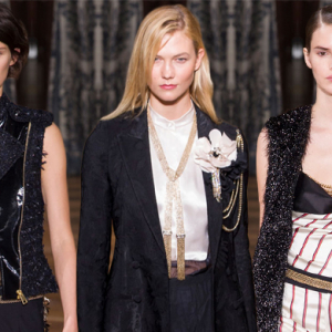 Paris Fashion Week: Lanvin Spring/Summer '17