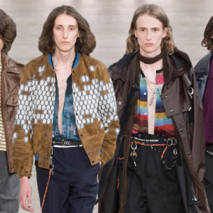 Men's Paris Fashion Week: Lanvin Spring/Summer '17