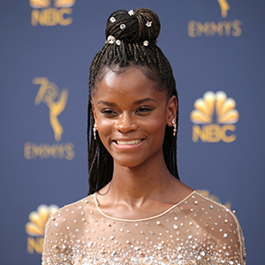 Letitia Wright is the highest box-office earning actor of 2018