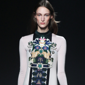 London Fashion Week: Mary Katrantzou Autumn/Winter 14