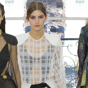 Paris Fashion Week: Louis Vuitton Spring/Summer '17