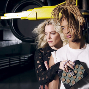 Must-watch: Jaden Smith, Riley Keough and Sophie Turner star in Louis Vuitton's FW17 campaign