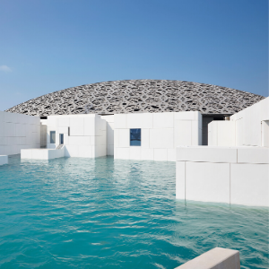 Here's how you can take a virtual tour of the Louvre Abu Dhabi