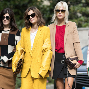 Milan Fashion Week SS17: Street style