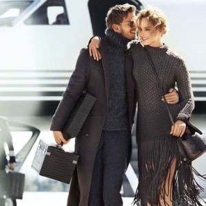 First look: Michael Kors AW14 campaign shot by Mario Testino