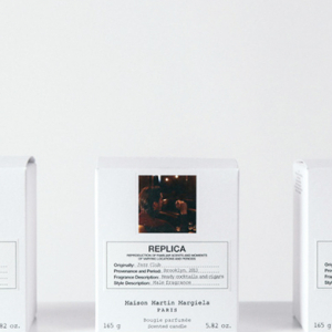 Cool match: Maison Margiela unveil Replica candle collection