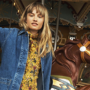 Madewell's latest collaboration with Karen Walker is size-inclusive