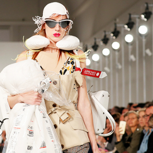 John Galliano will present his first menswear collection for Maison Margiela this month