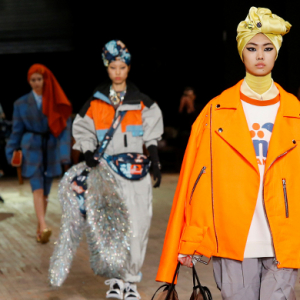 New York Fashion Week: Marc Jacobs Spring/Summer '18