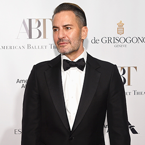 Marc Jacobs will be the first to receive MTV's Fashion Trailblazer Award