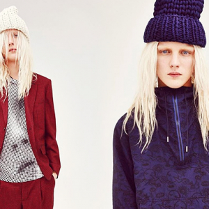 Marc by Marc Jacobs: Pre-Fall 2014 collection lookbook