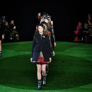 New York Fashion Week: Marc by Marc Jacobs Autumn/Winter 15