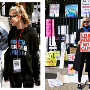 The best celebrity Instagrams from the March For Our Lives event