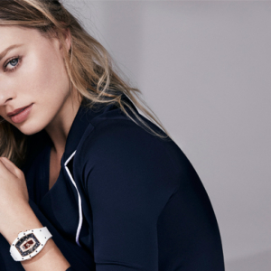 Just in: Margot Robbie is the new Richard Mille ambassador