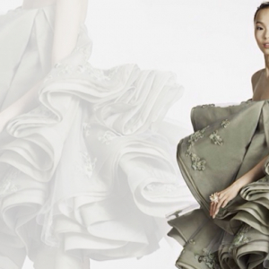 Miriam Haskell creates Charles James capsule collection