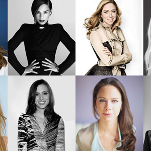 "Marie Claire commends 20 women who are ""changing the world"""