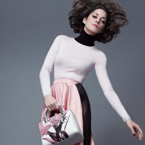 First look: Marion Cotillard stars in new Lady Dior campaign