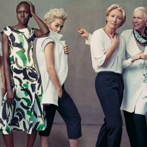 Marks & Spencer reveal SS14 campaign starring Rita Ora and Annie Lennox