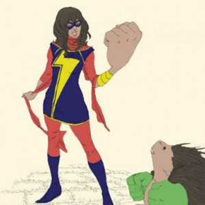 Pow: Introducing Ms. Marvel