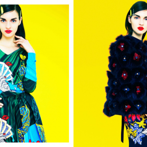 First look: Mary Katrantzou's Pre-Fall '17 collection