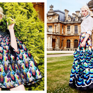 Discover Mary Katrantzou's Resort '18 collection