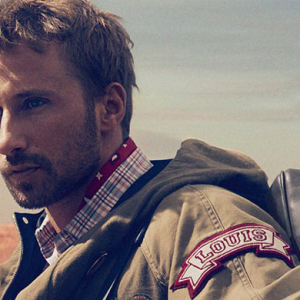 First look: Matthias Schoenaerts for Louis Vuitton spring/summer 2014