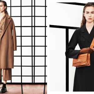Max Mara reworks the iconic 101801 coat for Pre-Fall '18
