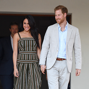 Here's what the Duke and Duchess of Sussex are up to next