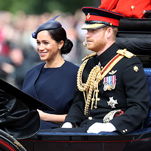 The Duke and Duchess of Sussex are championing an organisation that helps the Middle East