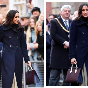 Here's how to get your hands on the last Meghan Markle Strathberry bag