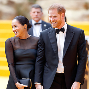 Stop everything: Meghan Markle and Beyoncé were spotted at The Lion King premiere