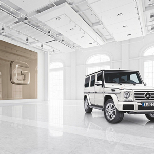 Middle East exclusive: Mercedes unveils GCC-only G 63 cars