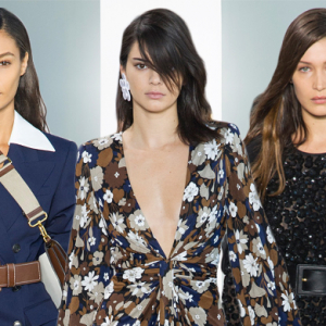 New York Fashion Week: Michael Kors Collection Spring/Summer '17