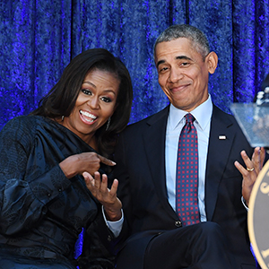 Barack and Michelle Obama are the latest to jump into the podcast game