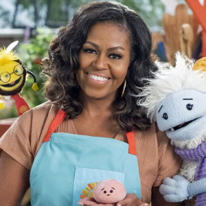 Michelle Obama is launching a cooking show on Netflix