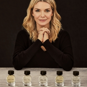 Michelle Pfeiffer isn't doing the typical celebrity perfume thing