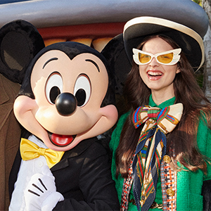 Gucci celebrates the Year of the Mouse with, well, Mickey Mouse