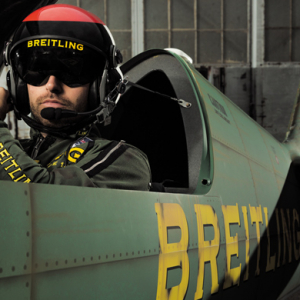 """We prefer to go our own way\"" – Breitling's Vice President Jean-Paul Girardin"
