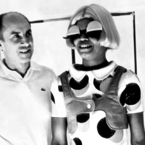 Balenciaga-trained fashion designer Andre Courreges dies at 92