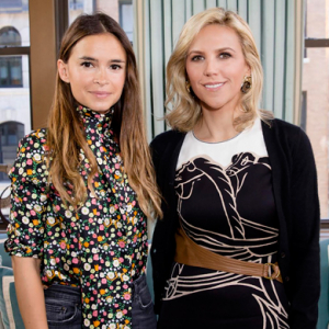 """Entrepreneurship, it's not just about business"" – Tory Burch to Mira Duma"
