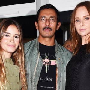 Google alert: Mira Duma x Stella McCartney host Fashion Tech Lab movement event