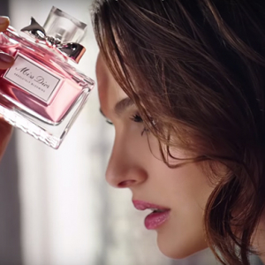 Watch now: Natalie Portman's new Dior fragrance video
