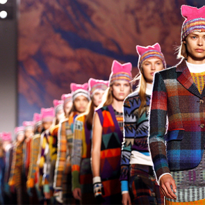 Announced: Missoni goes coed for Spring/Summer '18
