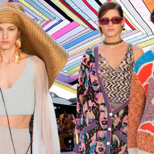 Milan Fashion Week: Missoni Spring/Summer '18