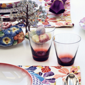 Missoni launch luxury tableware collection