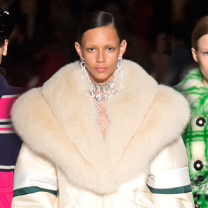 Paris Fashion Week: Miu Miu Fall/Winter '17