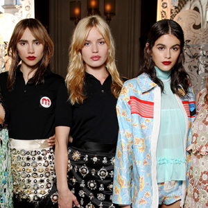Here's everything you need to know about Miu Miu's Resort '19 show