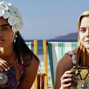 Elle Fanning stars in Miu Miu's Suddenly Next Summer campaign