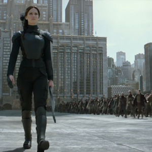 Watch now: The second instalment for 'The Hunger Games: Mockingjay' trailer has debuted