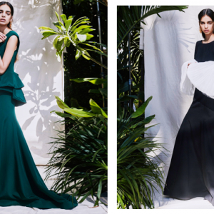 Moda Operandi just debuted Bazza Alzouman's A/W'18 collection